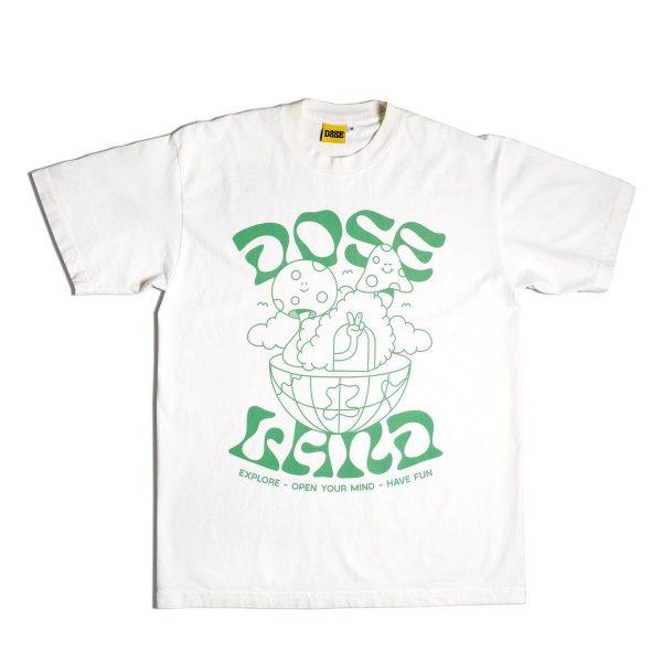 Dose Land Mushrooms T-shirt
